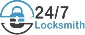 24-7 Locksmith Logo